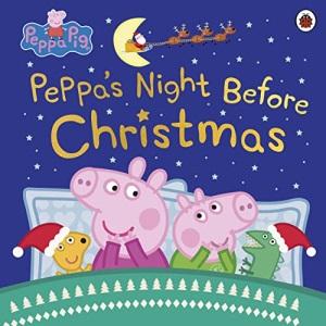 Peppa Pig: Peppa's Night Before Christmas