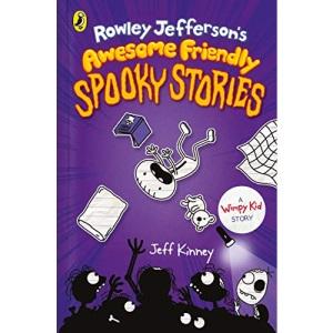 Rowley Jefferson's Awesome Friendly Spooky Stories (Rowley Jefferson's Journal)