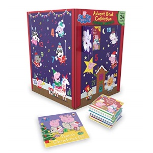 Peppa Pig: 2021 Advent Book Collection