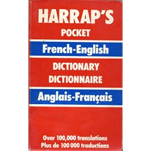 Harrap's Pocket French-English, English-French Dictionary