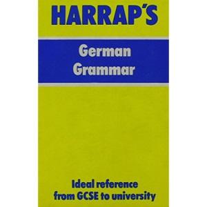Harrap's German Grammar (Mini study aids)