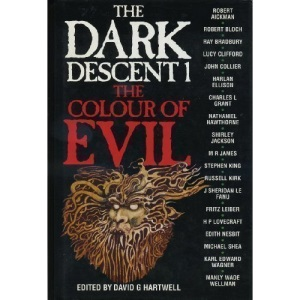The Dark Descent: The Colour of Evil v. 1
