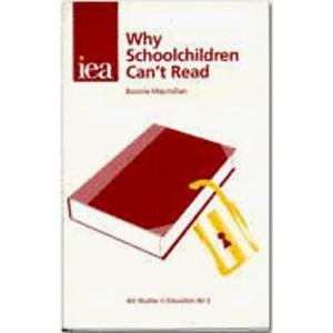 Why Schoolchildren Can't Read (Studies on Education)