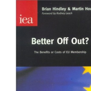 Better Off Out? (Occasional Paper, 99)