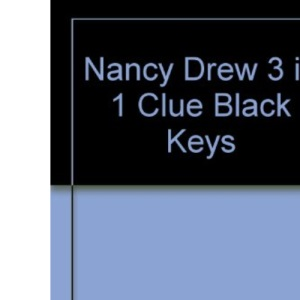 Nancy Drew 3 in 1 Clue Black Keys