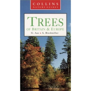 Collins Nature Guide - Trees of Britain and Europe