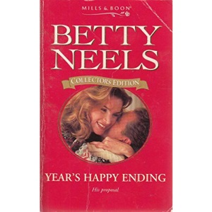 Year's Happy Ending (Betty Neels Collector's Editions)