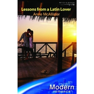 Lessons from a Latin Lover (Modern Romance)