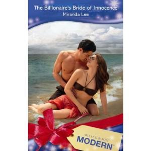 The Billionaire's Bride of Innocence (Mills & Boon Modern) (Modern Romance)