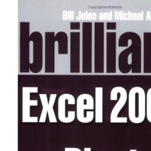 Brilliant Microsoft Excel 2007 Pivot Tables (Brilliant Excel Solutions)