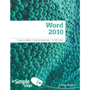 Word 2010 in Simple Steps