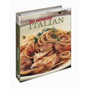 30 Minute Italian (Reader Digest)