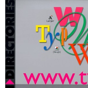 www.type - effective typographic design for the world wide web