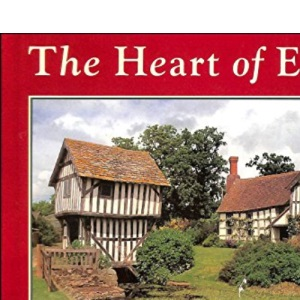 The Heart of England: From the Welsh Borders to Stratford-upon-Avon: No. 24 (Country S.)