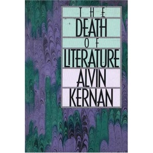 The Death of Literature