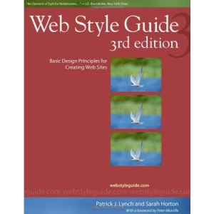 Web Style Guide: Basic Design Principles for Creating Web Sites (Web Style Guide: Basic Design Principles for Creating Web Sites)