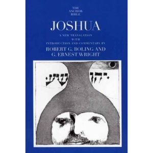 Joshua (Anchor Bible Commentaries)