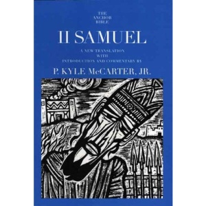 II Samuel (Anchor Bible Commentaries)