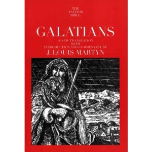 Galatians (Anchor Bible Commentaries)