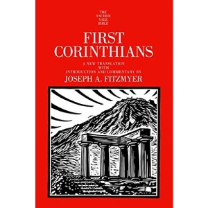 I Corinthians (Anchor Bible Commentaries): 1 (Anchor Bible Commentary (YUP))