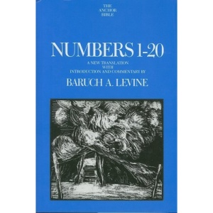 Numbers 1-20 (Anchor Bible Commentaries)