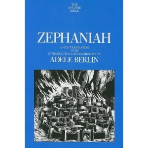 Zephaniah (Anchor Bible Commentaries)