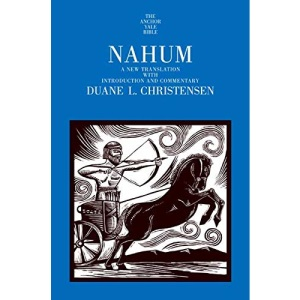 Nahum: A New Translation with Introduction and Commentary (Anchor Bible Commentaries): 24F (Anchor Bible Commentary (YUP))