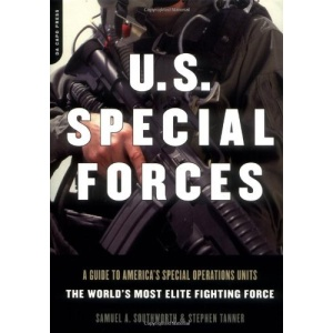 U.S.Special Forces: A Guide to America's Special Operations Units - the World's Most Elite Fighting Force