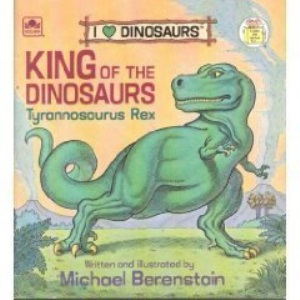 King of the Dinosaurs (Look-look Books)