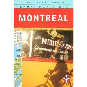 Knopf Mapguides Montreal (Knopf Mapguides)