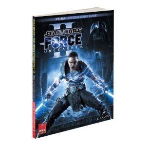 Star Wars Force Unleashed 2 Official Game Guide (Prima Official Game Guides)