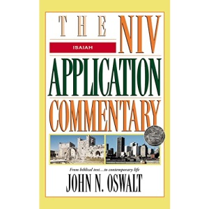 Isaiah (NIV Application Commentary)