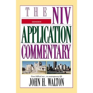 Genesis (NIV Application Commentary)