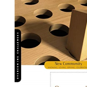 NEHEMIAH: Overcoming Challenges (New Community Bible Study Series)