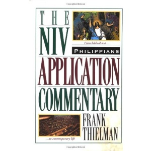 Philippians (NIV Application Commentary)