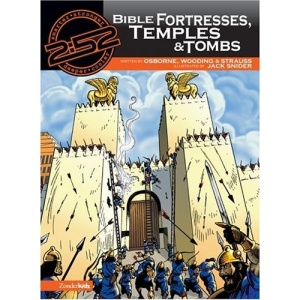 Bible Fortresses, Temples and Tombs (2:52)