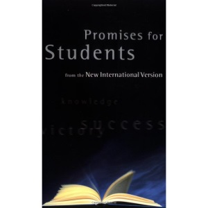 Promises for Students from the New International Version (Promises For...)