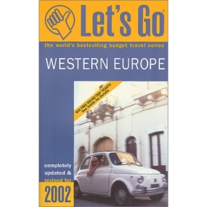 Let's Go: Western Europe (2002)