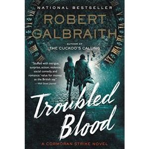 Troubled Blood: 5 (Cormoran Strike Novel)