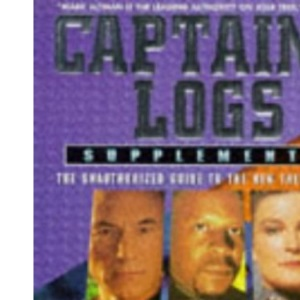 Captain's Log Supplemental