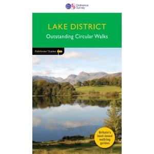 Lake District Outstanding Circular Walks (Pathfinder Guides)