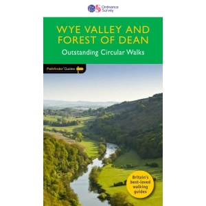 Wye Valley & Forest of Dean Outstanding Circular Walks (Pathfinder Guides): 29 (PF)