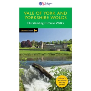 Vale of York and Yorkshire Wolds Outstanding Circular Walks (Pathfinder Guides)
