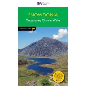 North Wales & Snowdonia Outstanding Circular Walks (Pathfinder Guides)