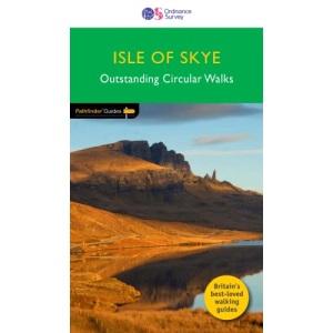 Isle of Skye Pathfinder Walking Guide | Ordnance Survey | 28 Outstanding Circular Walks | Inner Hebrides | Natural Beauty | History | Wildlife | Cuillin Hills: PF03 (Pathfinder Guides)