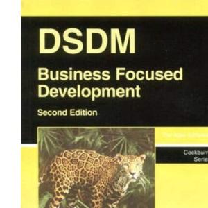 DSDM: Business Focused Development (The Agile Software Development Series)
