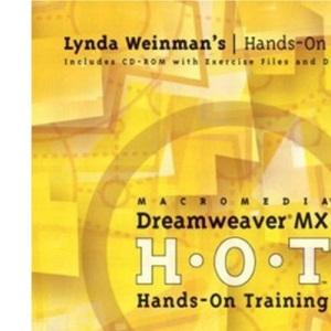 Dreamweaver MX: Hands on Training