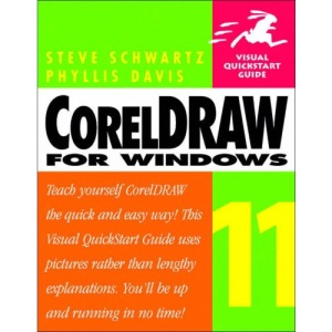 Coreldraw 11 for Windows (Visual QuickStart Guides)