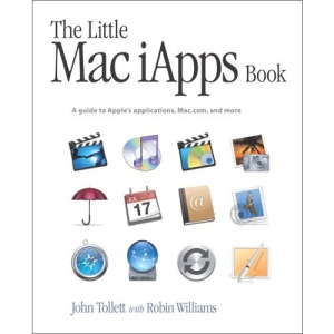 The Little Mac iApps Book (Little Book Series)
