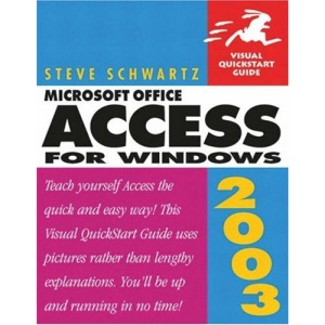 Access X for Windows (Visual QuickStart Guides)